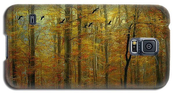 Ethereal Autumn Galaxy S5 Case