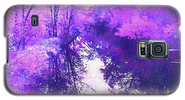 Ethereal Water Color Blossom Galaxy S5 Case