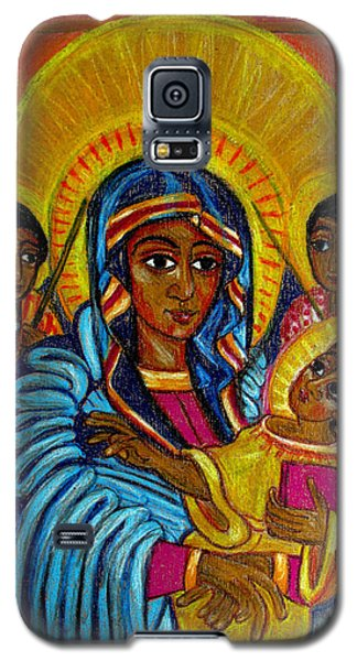 Ethiopian Madonna And Child Jesus Galaxy S5 Case