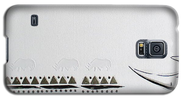 Ethnic Rhino Galaxy S5 Case