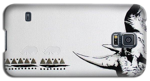 Ethnic Rhino Galaxy S5 Case