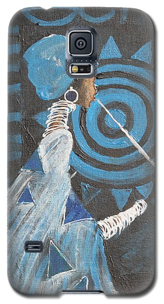 Ethno Session  Galaxy S5 Case by Maya Manolova