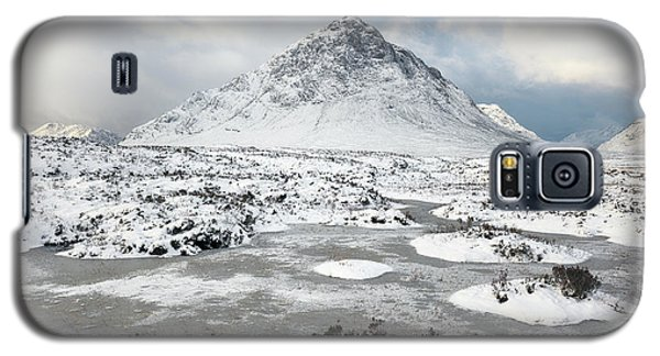 Etive Mor Winter Galaxy S5 Case