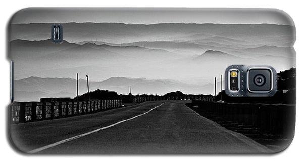 Etna Road Galaxy S5 Case by Bruno Spagnolo