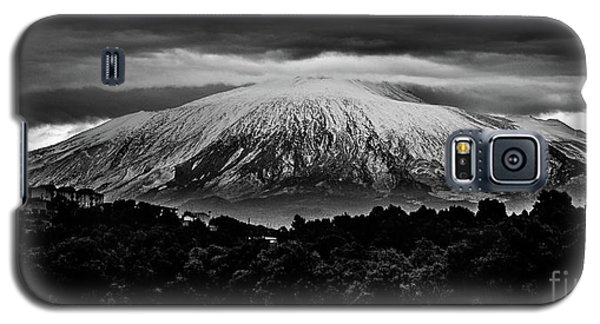 Etna, The West Side Galaxy S5 Case