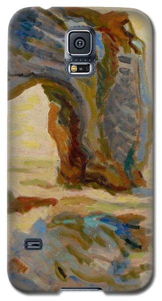 Etretat-4 Galaxy S5 Case