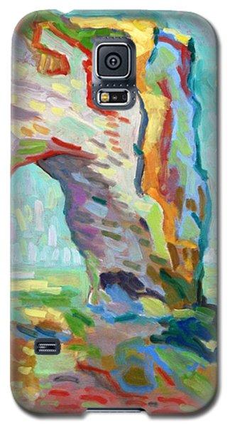 Etretat  Galaxy S5 Case