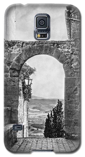 Etruscan Arch B/w Galaxy S5 Case