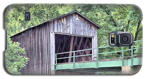 Euharlee Creek Covered Bridge Galaxy S5 Case