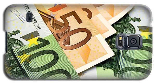 Euro Banknotes Galaxy S5 Case