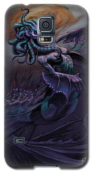Galaxy S5 Case featuring the digital art Europa Mermaid by Stanley Morrison