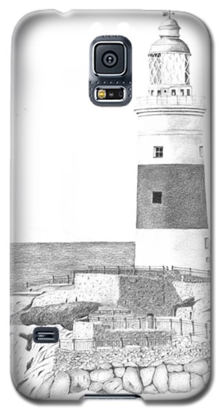 Europa Point Lighthouse Galaxy S5 Case