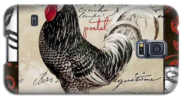 Europa Rooster IIi Galaxy S5 Case by Mindy Sommers