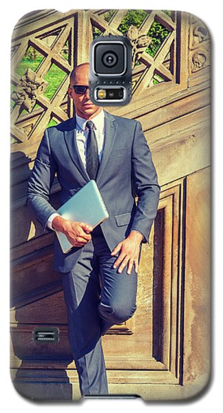 European Professional Travels, Works In New York Galaxy S5 Case