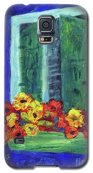 European Window Box Galaxy S5 Case