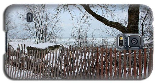 Evanston Winter Galaxy S5 Case