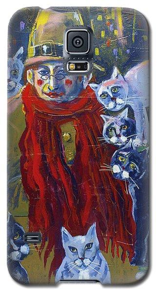 Eve In Park 16x20 Jpg Galaxy S5 Case