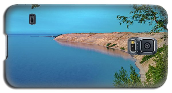 Eveing Light On Grand Sable Banks Galaxy S5 Case