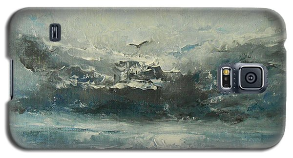 Even If The Skies Get Rough Galaxy S5 Case by Jane See