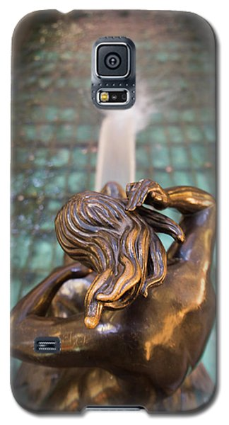 Galaxy S5 Case featuring the photograph Even Statutes Spit by Lora Lee Chapman