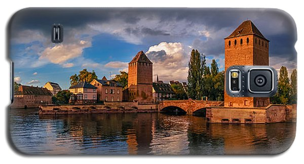 Galaxy S5 Case featuring the photograph Evening After The Rain On The Ponts Couverts by Dmytro Korol