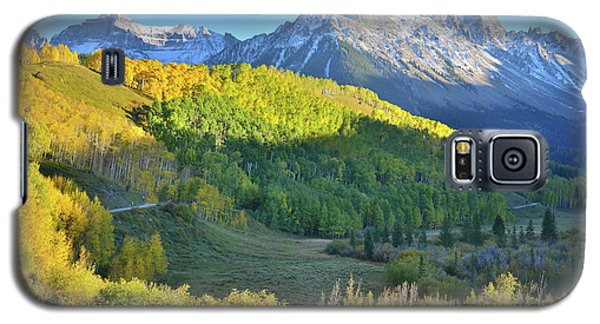 Galaxy S5 Case featuring the photograph Evening Along County Road 7 by Ray Mathis