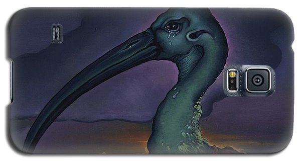 Evening And The Hiss Of Sadness Galaxy S5 Case by Andrew Batcheller