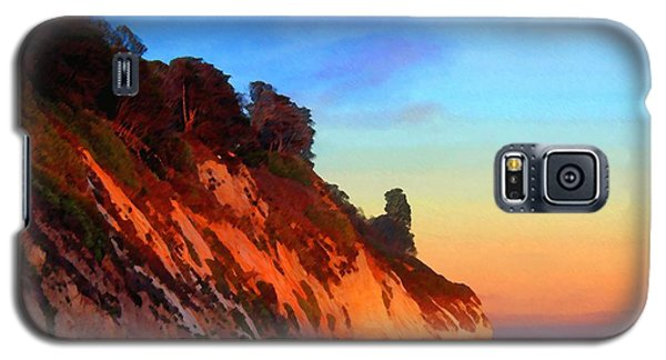 Evening At Arroyo Burro Galaxy S5 Case