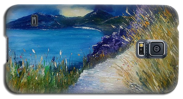 Evening At Keem Bay Co Mayo Galaxy S5 Case