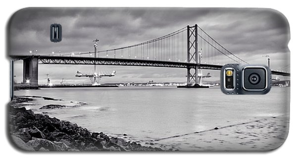 Evening At The Forth Road Bridges Galaxy S5 Case