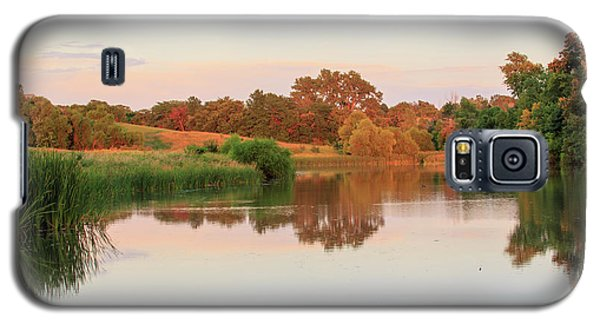 Evening At The Lake Galaxy S5 Case