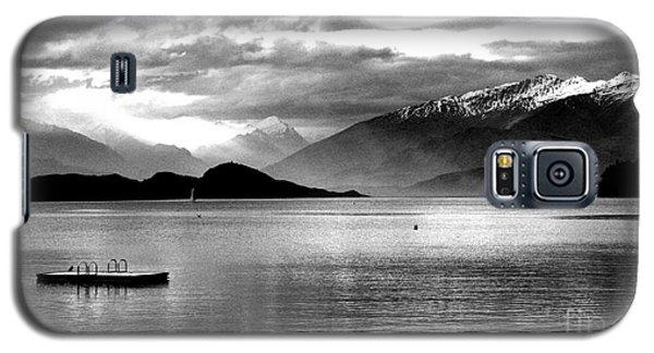 Evening At Wanaka Galaxy S5 Case