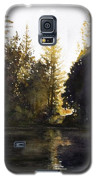 Evening Galaxy S5 Case