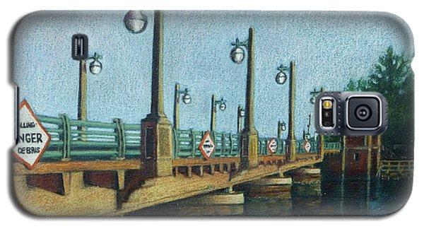 Evening, Bayville Bridge Galaxy S5 Case by Susan Herbst