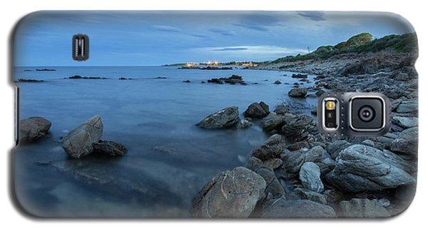 Evening Beach Galaxy S5 Case