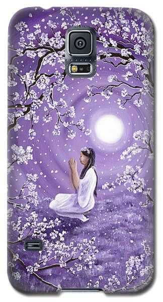Evening Blessing Galaxy S5 Case