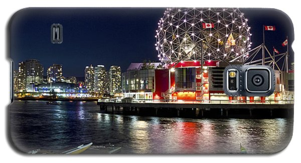 Evening By Science World Vancouver Galaxy S5 Case
