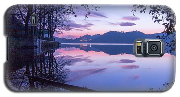 Evening By The Lake Galaxy S5 Case