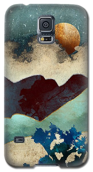 Landscapes Galaxy S5 Case - Evening Calm by Spacefrog Designs