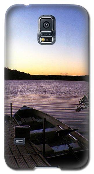 Evening Catch Galaxy S5 Case