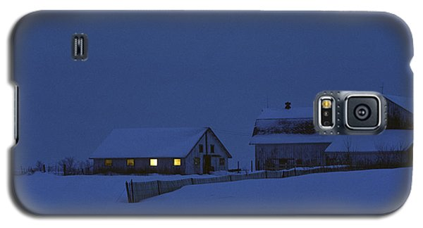 Evening Chores Galaxy S5 Case