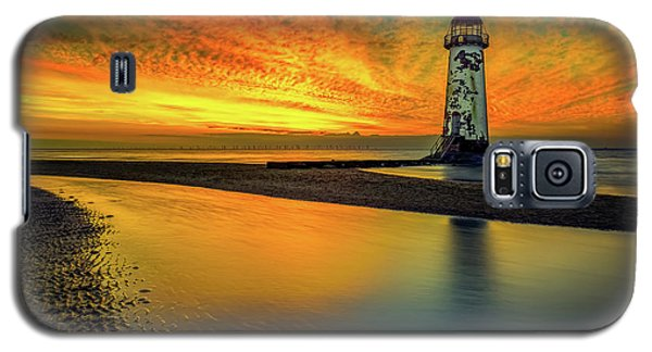 Galaxy S5 Case featuring the photograph Evening Delight by Adrian Evans