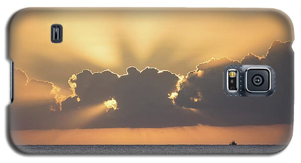 Evening Fishing Galaxy S5 Case