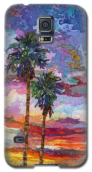 Evening Glow Galaxy S5 Case