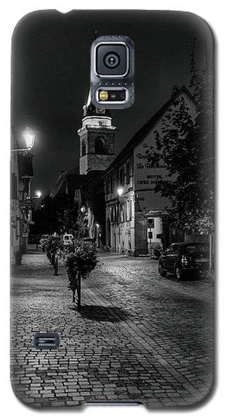 Evening In Bergheim Galaxy S5 Case by Alan Toepfer