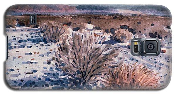 Evening In Death Valley Galaxy S5 Case