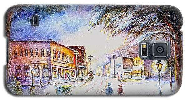 Evening In Dunnville Galaxy S5 Case by Patricia Schneider Mitchell