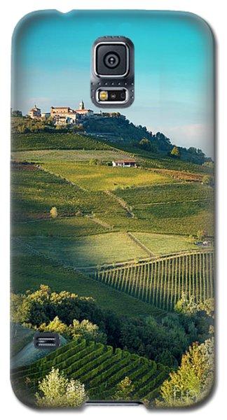 Galaxy S5 Case featuring the photograph Evening In Piemonte by Brian Jannsen