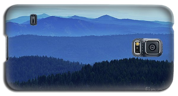 Oregon Blues  Galaxy S5 Case