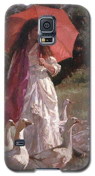 Evening Interlude Galaxy S5 Case